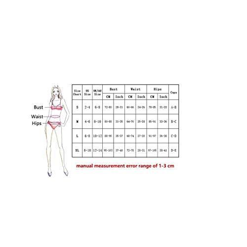 dimensioni Stampato Donna Bagno Da Intimo Intero L Per Sexy Costume Msndian Passione Bikini 0FfPPq
