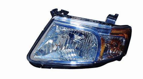 zda Tribute/Tribute Hybrid Left Hand Side Head Lamp Assembly (Mazda Tribute Hybrid)