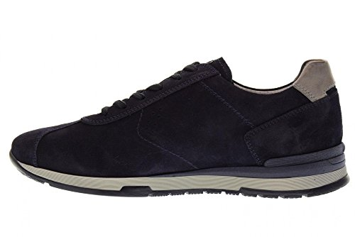Nero Giardini Scarpe Uomo Sneakers Basse P800236U/200 blu