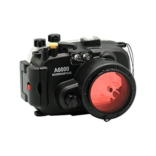 Sea frogs 130ft/40m Underwater Camera Housing Waterproof
