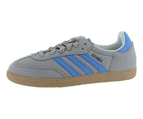 Gris Adidas Chaussures Hommes Samba Taille / Bleu