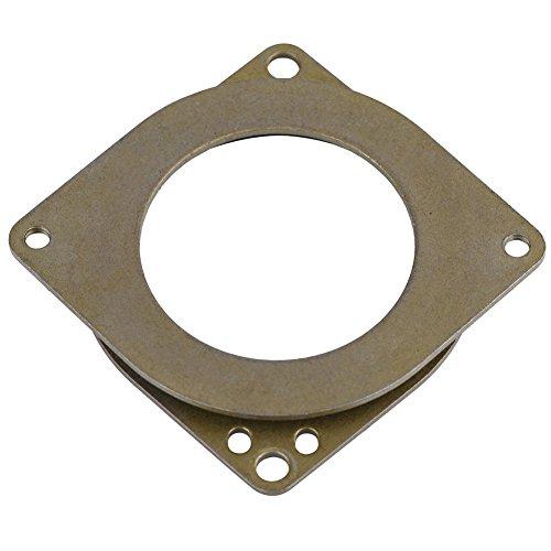 Richer-R 3D Printer Parts, 5pcs 3D Printer Parts 57 Step Motors High Strength Metal Shock Absorber Damper (Damper Gasket)