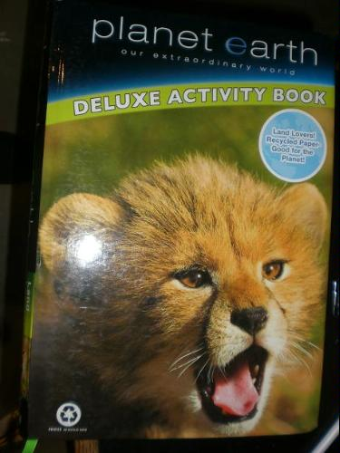 Download Planet Earth Dexluxe Activity Board Book - Land Lovers! ebook