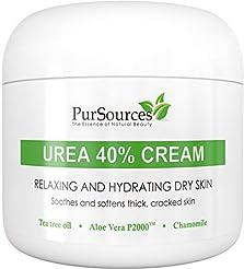 PurSources Urea 40% Foot Cream 4 oz - Be...