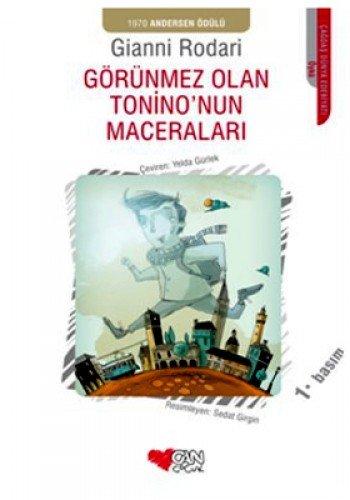 Download Gorunmez Olan Tonino'nun Maceralari pdf epub