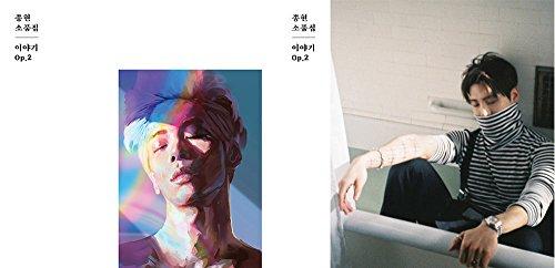 (SM Entertainment JONGHYUN SHINee - The Collection : Story Op.2 [Random ver.] CD+Photobook Photocard)
