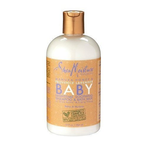 SheaMoisture Provence Lavender Nighttime Soothing