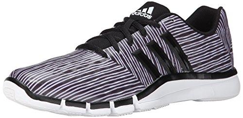 adidas Performance Men's Adipure 360.2 Primo Cross Trainer Shoe, Core Black/Core Black/White, 16 M US