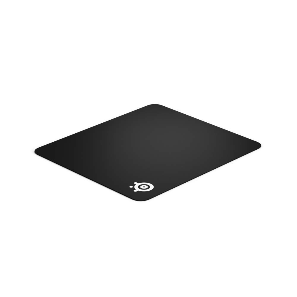 SteelSeries QcK Gaming Surface - Large Cloth - Best Selling Mouse Pad of All Time - Optimized For Gaming Sensors - Maximum Control by SteelSeries