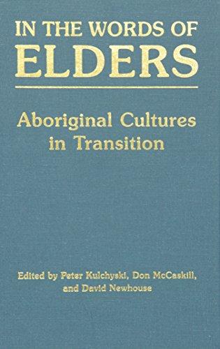 In the Words of Elders: Aboriginal Cultures in - Toronto Australian Store