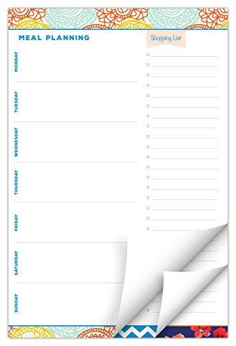 Meal Planning Pad 6