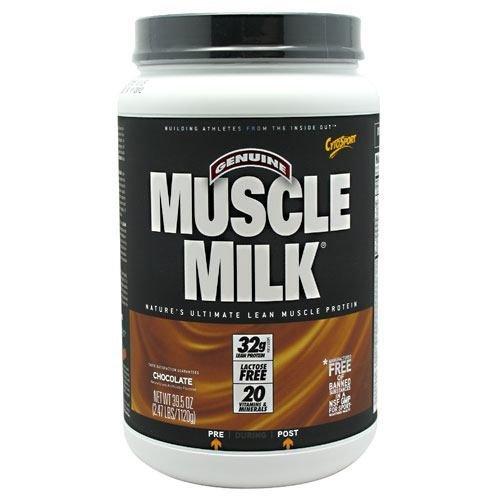 CytoSport CytoSport Muscle Milk, Chocolate, 2.47 lb