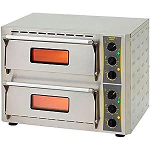 27″ Countertop Brick Primo Duo Pizza Oven – Equi