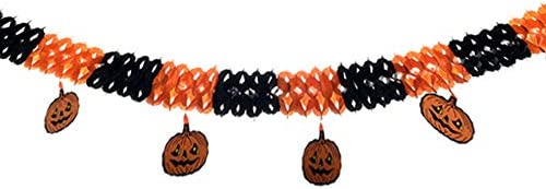 Hard Paper Halloween Theme Party Decorations Supplies Home Decor Hanging Photo Props Happy Halloween Banner