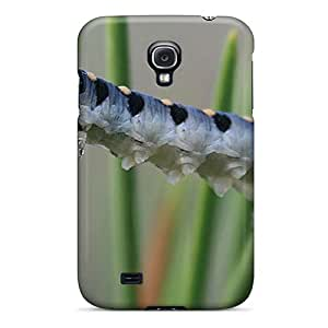 Tpu Fashionable Design Worm Rugged Case Cover For Galaxy S4 New