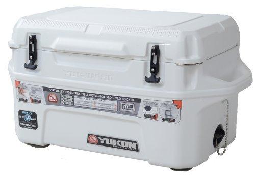 Igloo Yukon Cold Locker Cooler (White, 50-Quart) -  00044666