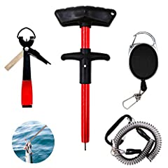 ❤️=^_^= Hi, Dear Friend, Welcome to XJunion, Have a Great Shopping Time.❤️ =^_^=❤️The special tool designed to unhook the fishes, it's fast and easy to use!❤️ ❤️ Fishing Hook Remover Tool Product Features◽ It is not easy to produce emb...