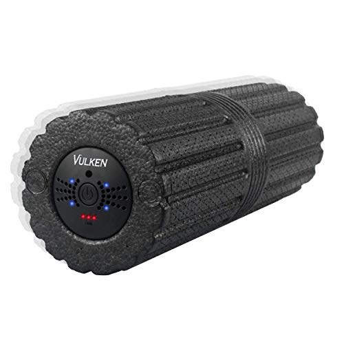 Vulken Vibrating Foam Roller to release tension