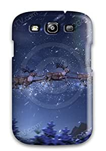 Galaxy High Quality Tpu Case/ Attractive Christmas Animated S PweDfJO172SleEF Case Cover For Galaxy S3