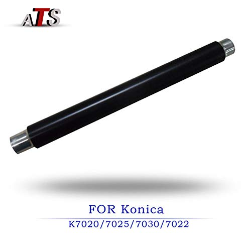 Printer Parts 3Pcs Photocopy for K0nica Minolta K7020 K7025 K7035 K7022 K7130 K7222 K7228 K7030 hot Heat Roller Copier Upper fuser Roller