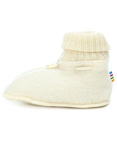 Zapatos de casa Joha Blanco crudo