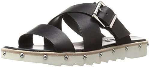 Charles David Women's Speedy Sport Sandal, Black, 9.5 Medium US