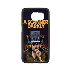 ANCASE Custom Color Printing A Scanner Darkly Phone Case For Samsung Galaxy S6 G9200 [Pattern-1]