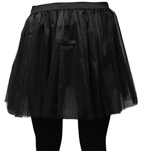 Express Jupe UV Noir jeune A Non pour fille Tutu de vie de Flo 14 enterrement cm vZ1wxOd