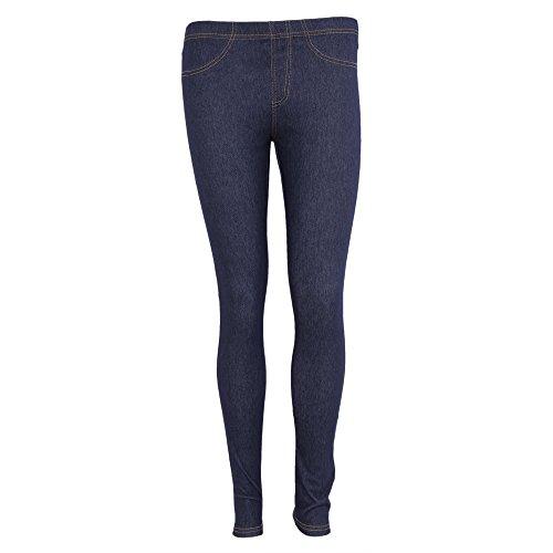 apparence Floso leggings jeans Denim Jeggings Femme 7TqAfp