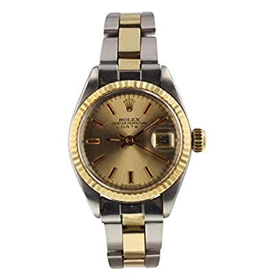 Rolex Datejust Automatic Female Watch 6917 (Certified Pre-Owned) by Rolex