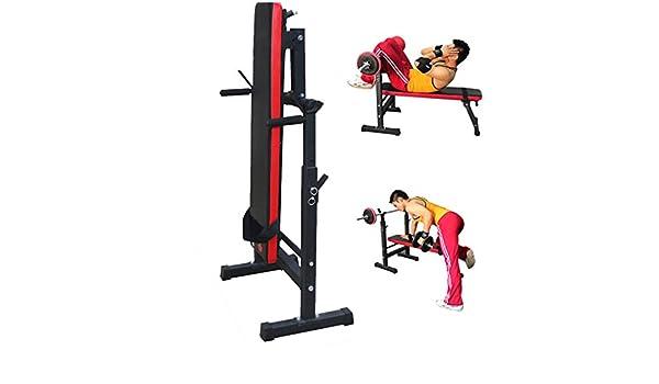 hifeel de alto rendimiento de fitness Studio multifunción plegable Banco de pesas - Fitness Deportivo Fuerza Repisa Pesas Entrenamiento Bancos de pesas ...