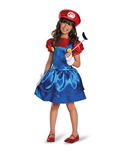 (Mario Skirt Version Costume, Large)