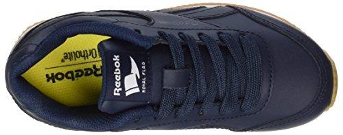 Multicolore Reebok Royal 000 Classic gum de Enfant Chaussures Jogger Collegiate Mixte Compétition Running 2 Navy RTgHRq1B