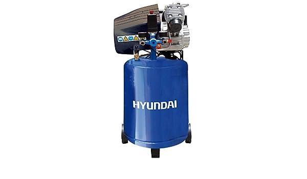 Compresor Vertical 50lt Hyundai jn50 V: Amazon.es: Bricolaje y herramientas
