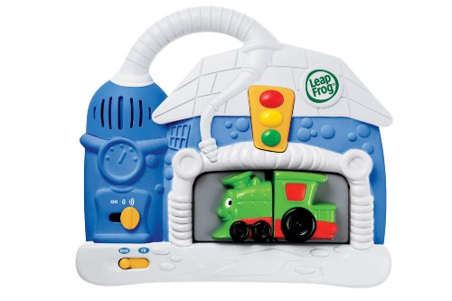 LeapFrog Fridge Wash & Go Magnetic Vehicle Set