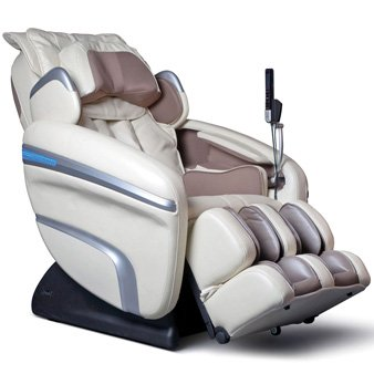 "Osaki OS-7200H ""Zero Gravity"" Massage Chair - Cream"