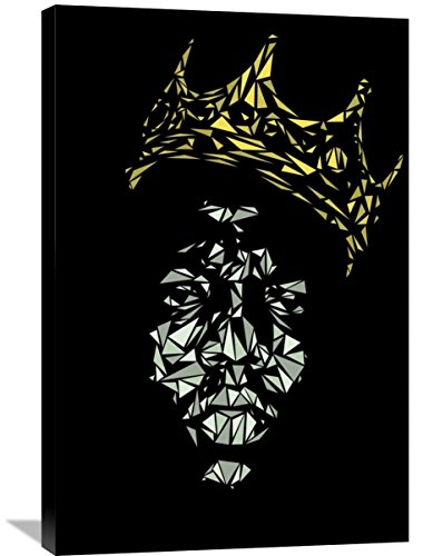 "Naxart Studio ""Notorious Big"" Giclee on canvas, 24"" by 1.5"" by 36"" from Naxart Studio"