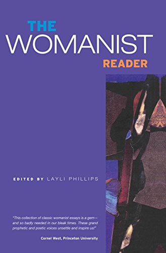 The Womanist Reader: The First Quarter Century of Womanist Thought Pdf
