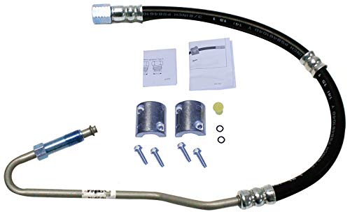 46.375 Length 0.71 ID 16 mm and 18 mm Male O-Ring Ends Gates 352244 Power Steering Hose Assembly
