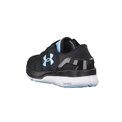 Under Armour Speedform Turbulence Zapatillas Para Correr Mujer negro 1289791-002 negro