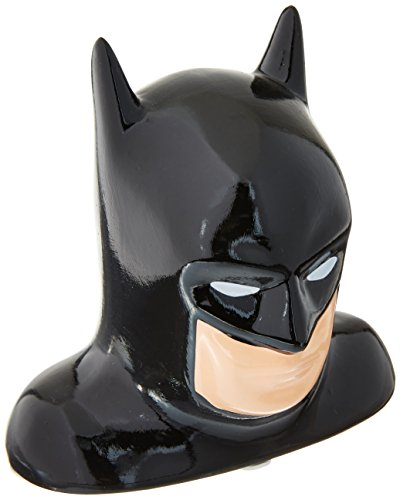 (UPD Batman Mini Ceramic Bank in Acetate Box, Multicolor)