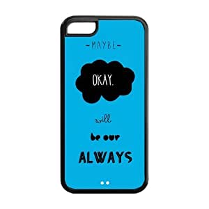 The Fault in Our Stars Super Fit iPhone 5c Cases Solid Rubber Customized Cover Case for iPhone 5c 5c-linda897