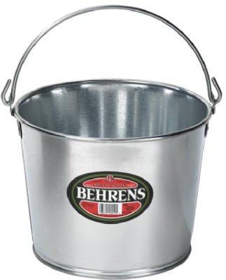 Behrens Galvanized Steel Feeder 8 Quart
