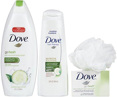 Dove Gift Box - Cool Moisture - 3.28 oz