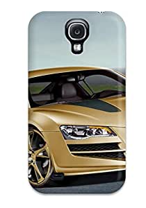 Tpu Case Cover For Galaxy S4 Strong Protect Case - Vehicles Car Design