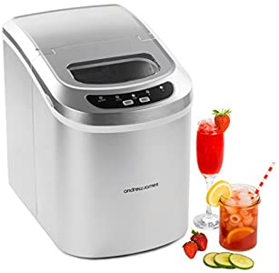 the andrew james ice cube maker does what it says  it doesn u0027t stay as cold as a previously owned different make ice machine  which stopped working  and     andrew james compact counter top ice maker machine  u2013 excellent      rh   homesappliance tk