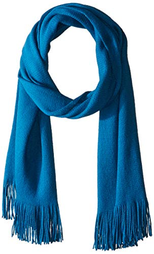 Echo Women's Milk Soft Muffler Scarf, Peacock, One Size