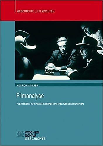 Filmanalyse: Arbeitsblätter für einen kompetenzorientierten ...