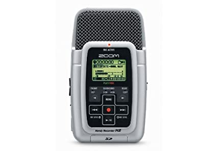 5b23e79cdbf1f Zoom H2 Handy Portable Stereo Recorder