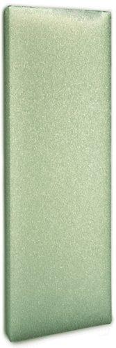 Styrofoam Sheets 36''X12''X2'' 20 count Bulk-Green
